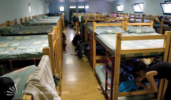 Sleeping Albergues Hotels Camping Camino Guidebooks